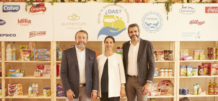 Fundación Alimentum celebra el 8 de junio el Día de la Alimentación Solidaria para contribuir a frenar el desabastecimiento que sufren los Bancos de Alimentos cada verano