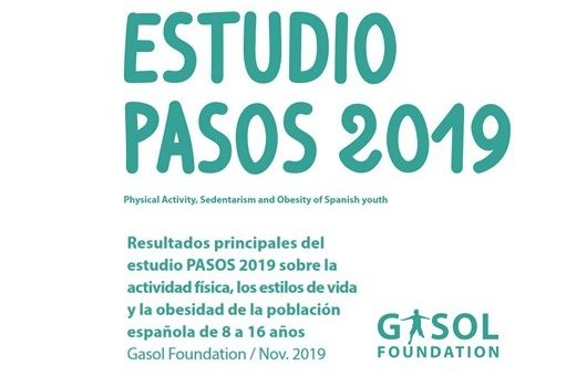 Estudio Pasos 2019 Gasol Foundation – Physical Activity, Sedentarism and Obesity of Spanish youth