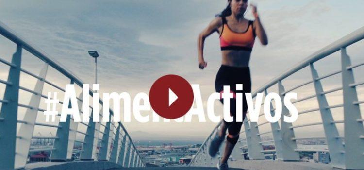 #Alimentactivos – Campaña que promueve la dieta variada y equilibrada y la práctica de actividad física a través de acciones cotidianas y pequeños retos que impliquen un estilo de vida activo más allá de la práctica deportiva.